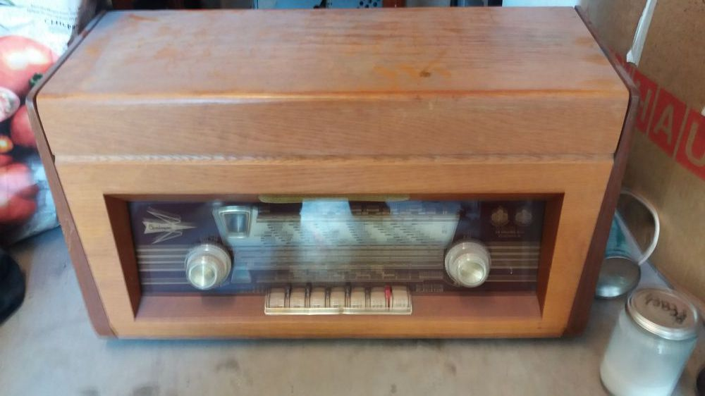 Nostalgiradio/grammofon