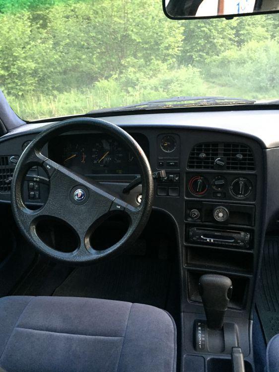 Saab 9000 *toppskick*lågmilare
