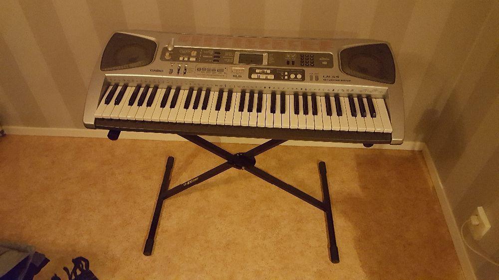 Keyboard & Crosstrainer