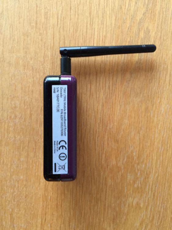 Dovado Tiny Trådlös 4G-router för USB-modem