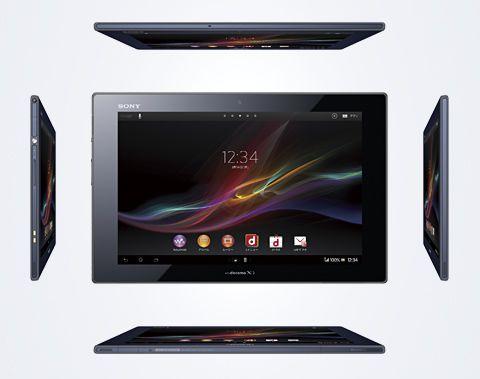 Experia Z tablet