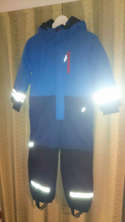 Overall vinter barn pojk stl122