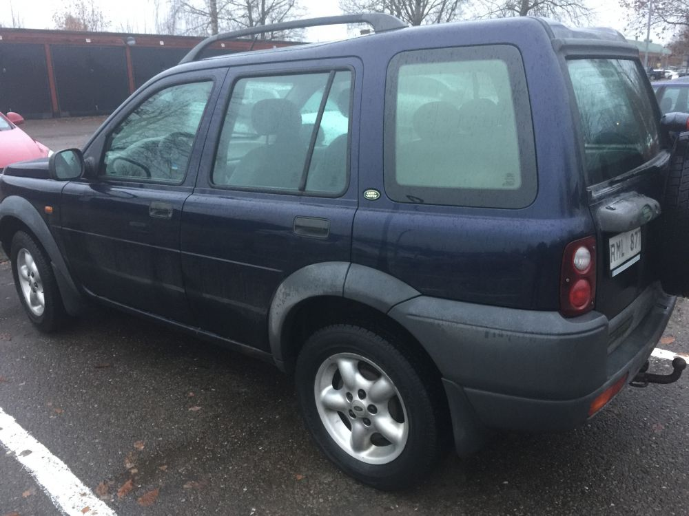 Land Rover Free 1,8