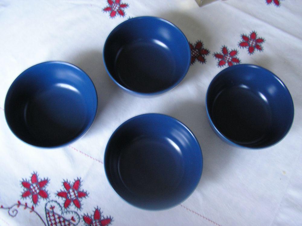 IKEA-skålar, 4 st blå