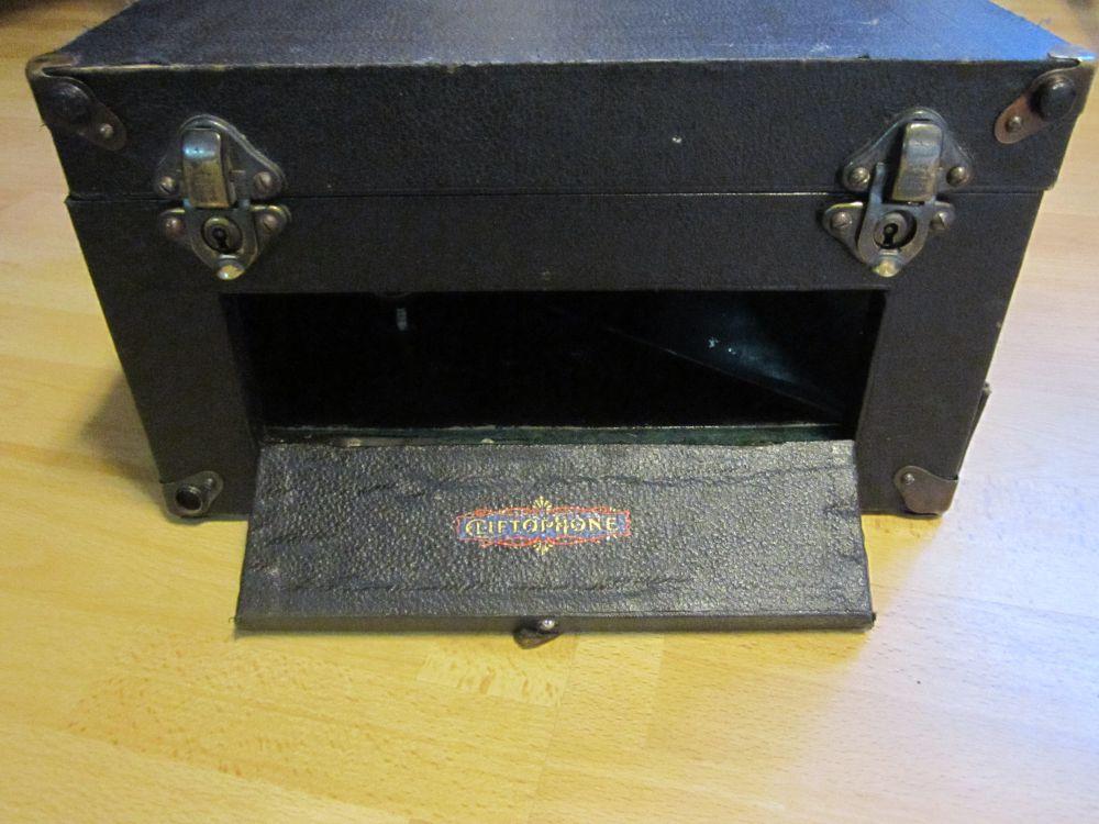 Resegrammofon