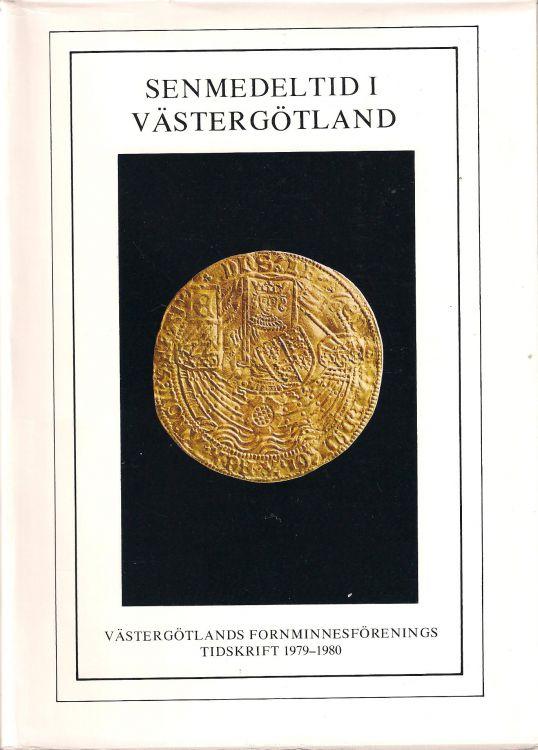 Västergötlands fornminnesförening tidskrift 1975-1980