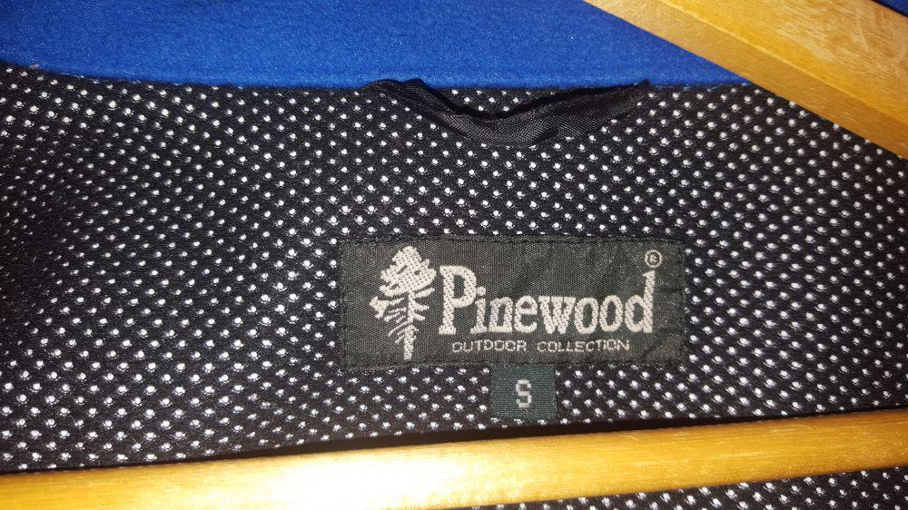 Pinewood fleesjacka st. S