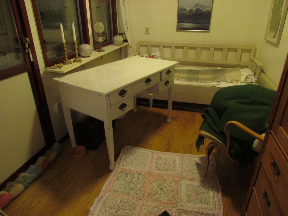 Äldre skrivbord