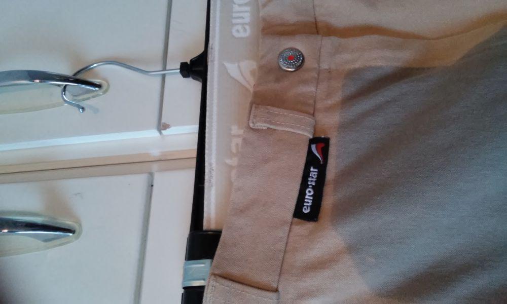 Ridkläder, Kavaj,byxa och plastrong