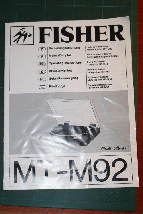 Musikanläggning Fischer