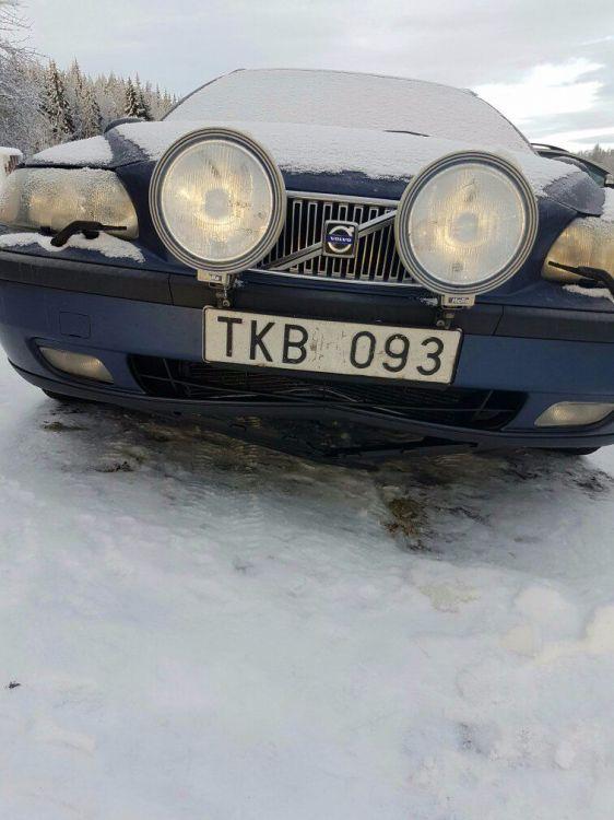Volvo v70 170hk