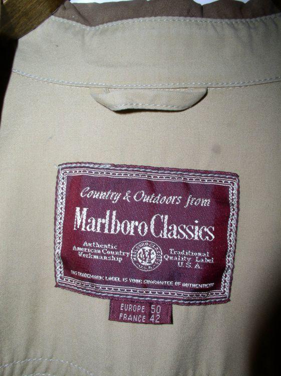 Marlboro Classics Western Långrock
