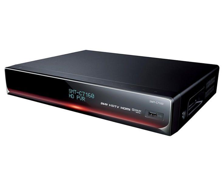 Samsung SMT-C7160 inspelningsbar (250gb) HDTV Comhem-box
