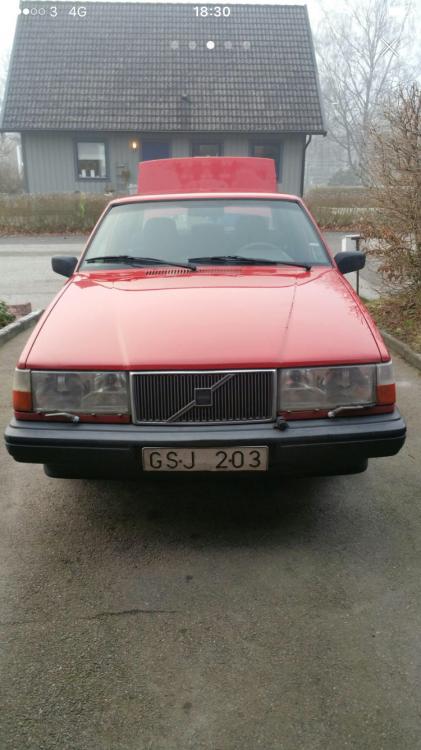 Volvo 940 GL Bes samt skattad till maj-juni Dragkrok mycket välskött