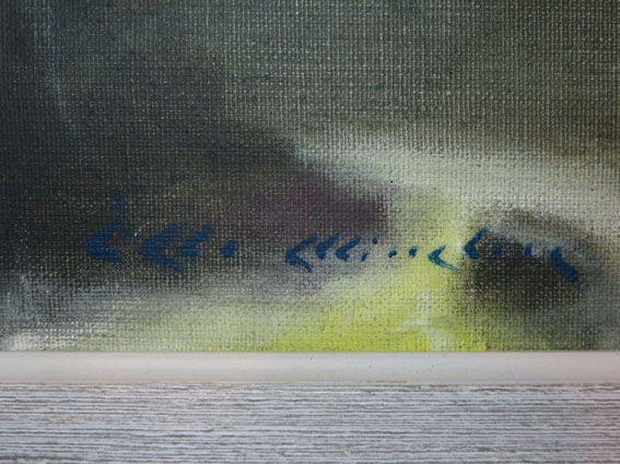 Tavla av Åke Klingberg