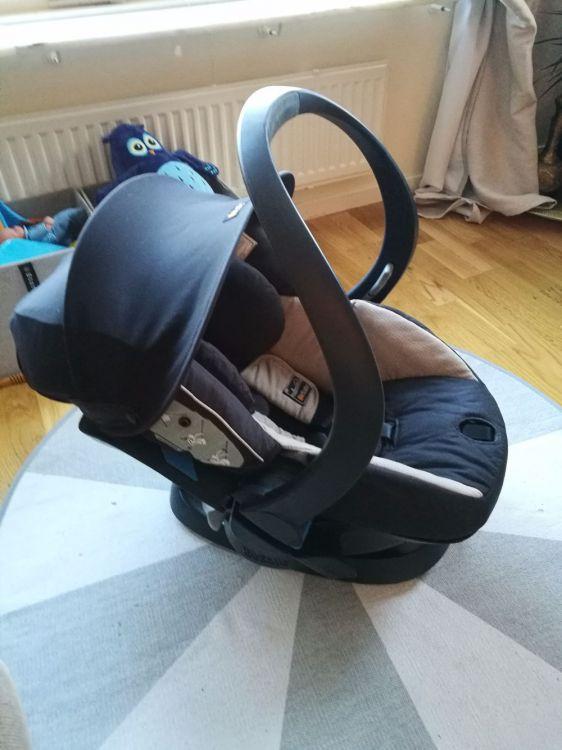 Besafe babyskydd