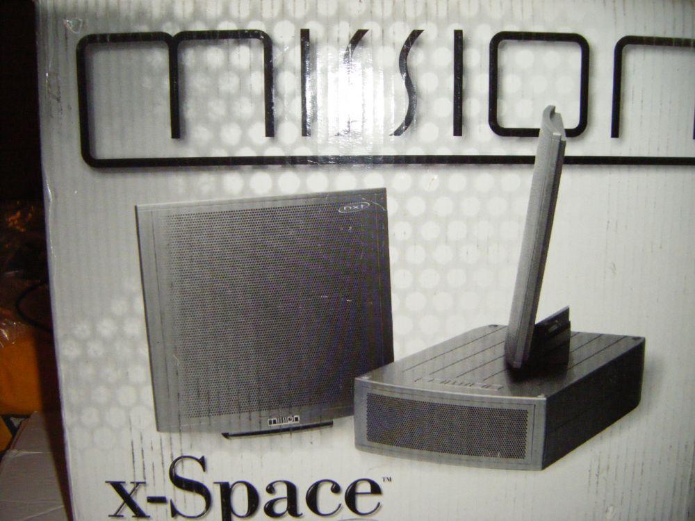Mission högtalare system