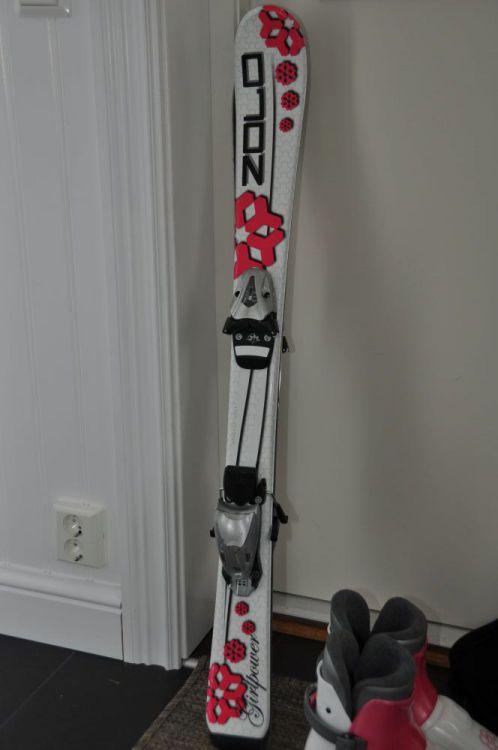 Slalomutrustning säljes