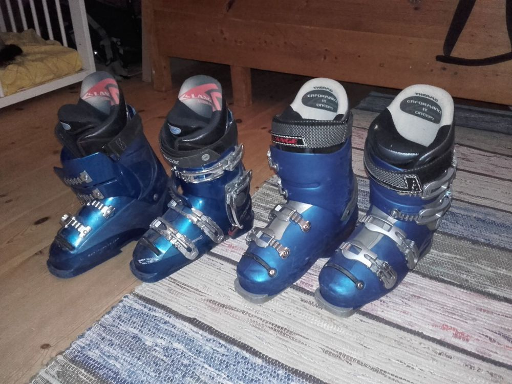 Slalompjäxor Lange