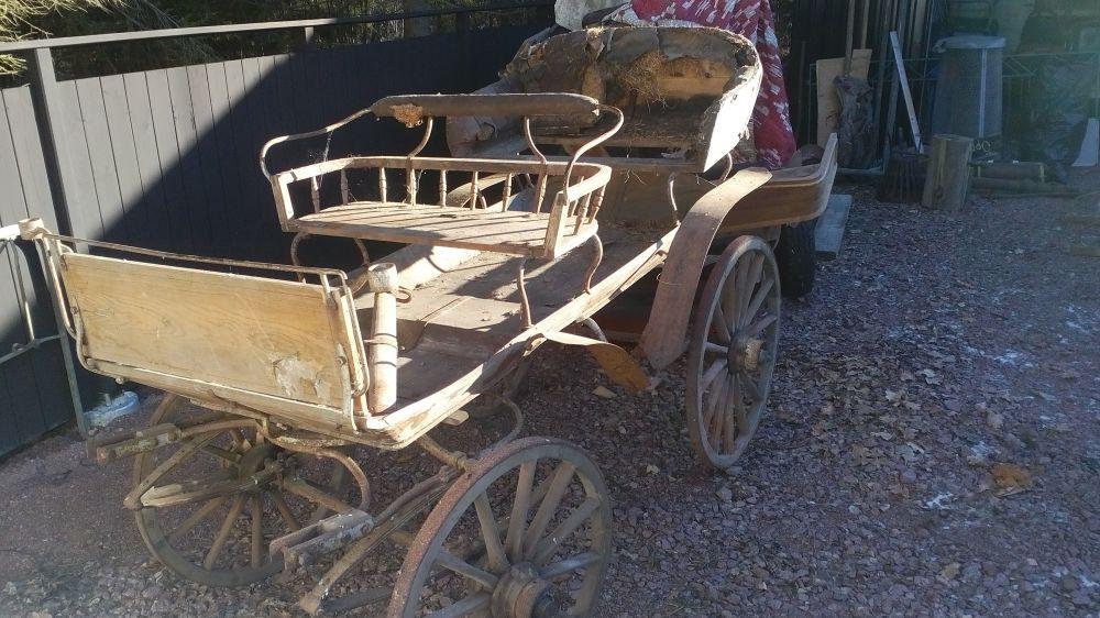 Hästvagn