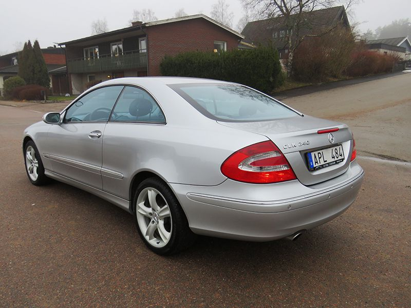Mercedes CLK 240 Coupe Avantgarde
