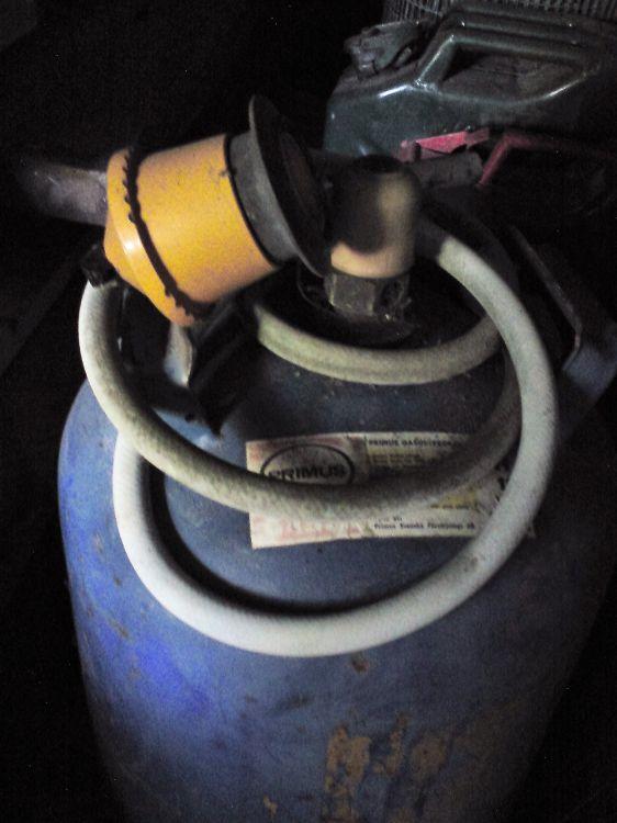 Gasoltuber 50 kr styck