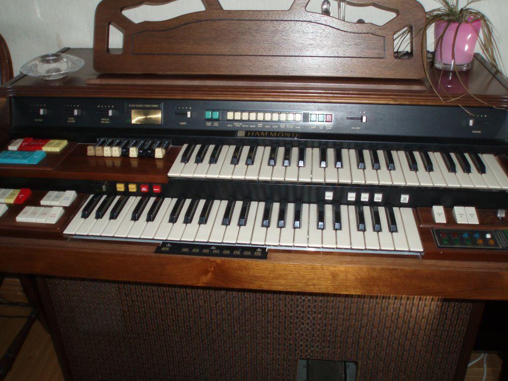 Hammondorgel