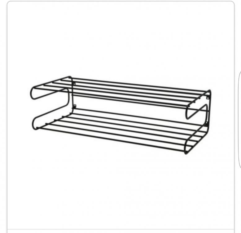 Hatthylla FRÄN från Ikea