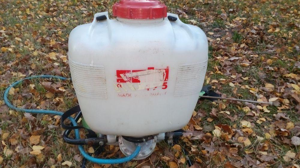 Ryggspruta Solo 475, membranpump, 15 liter