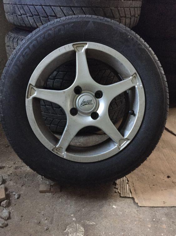 Däck och fälg Peugeot och Citroën