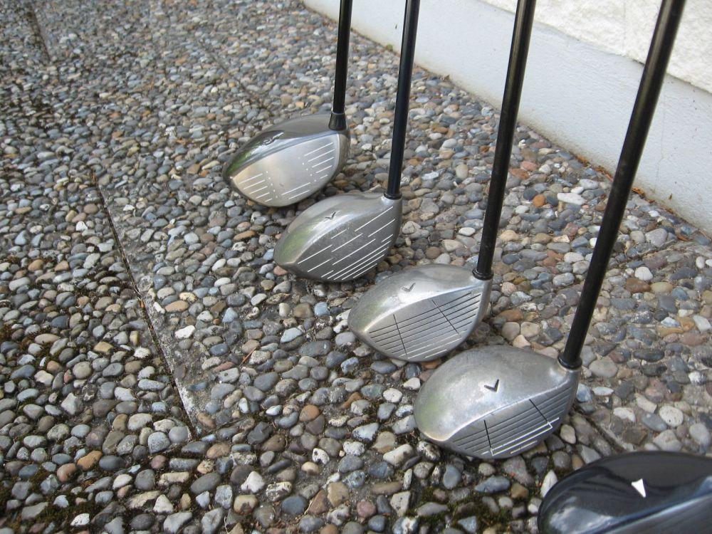 Golfklubbor Callaway