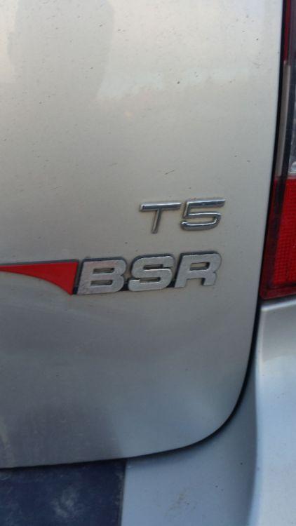 Volvo V50 T5 BSR 260hk BYTE