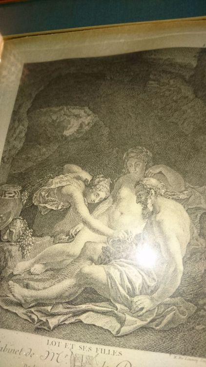 1700-tals gravyr?