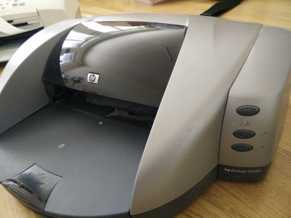 Skrivare +Scan +kopia + Fax och telefon