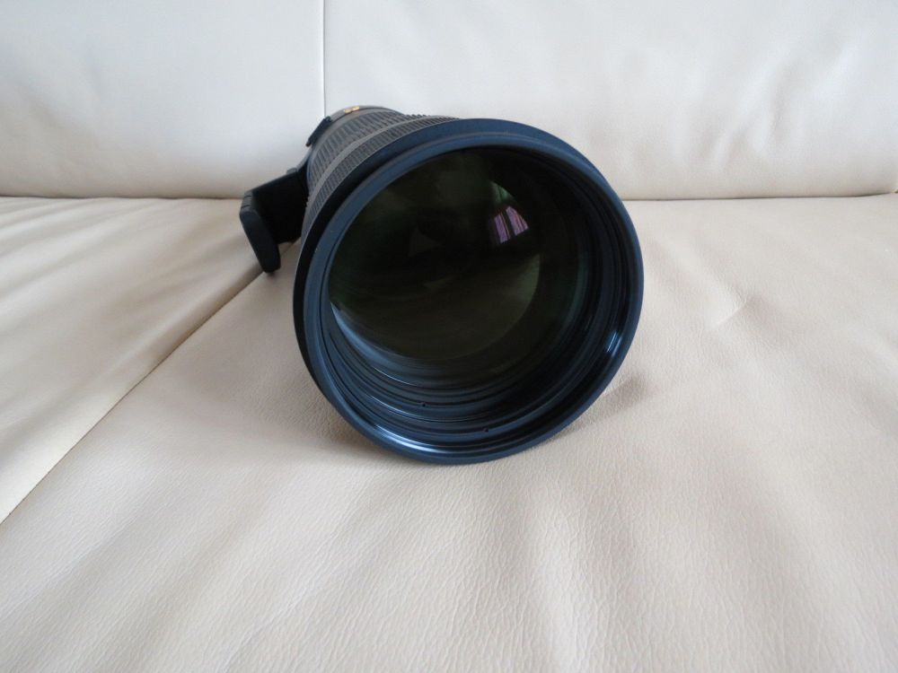 Zoom Nikon AF-S Nikkor 200-400mm F4G ED VR II Lens