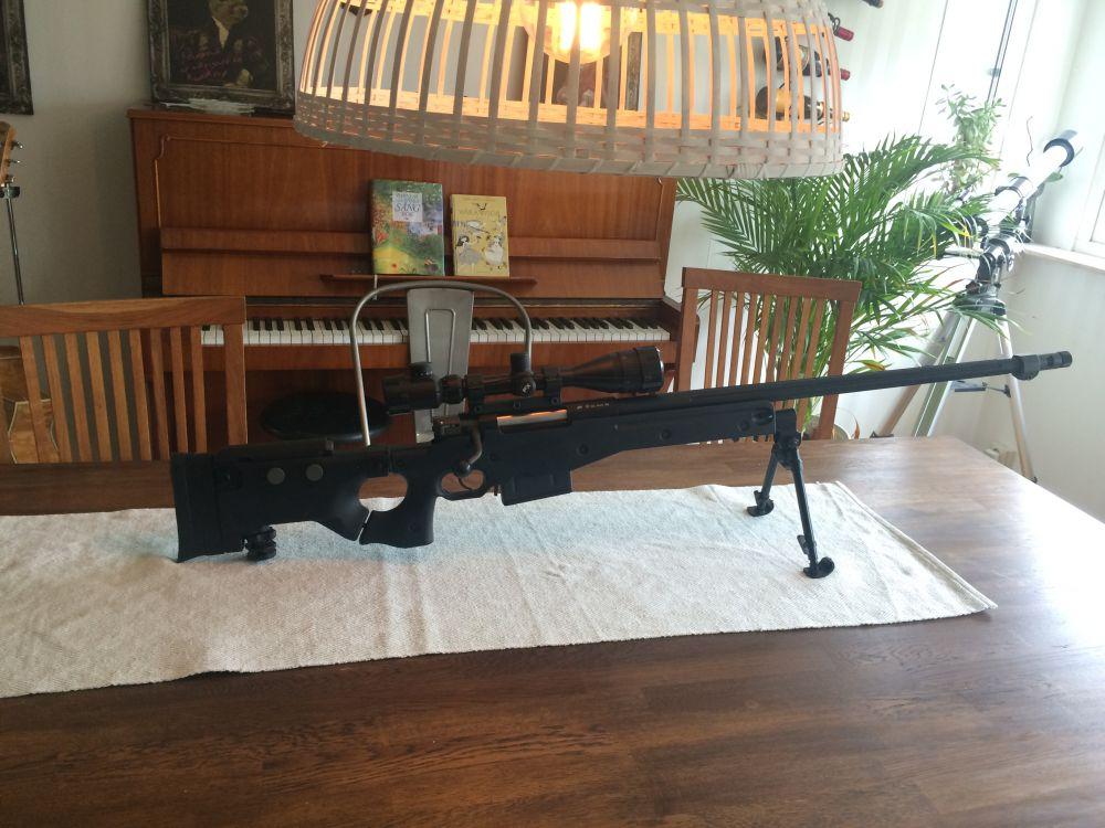 ASG AW.338 Prickskyttegevär (Airsoft)