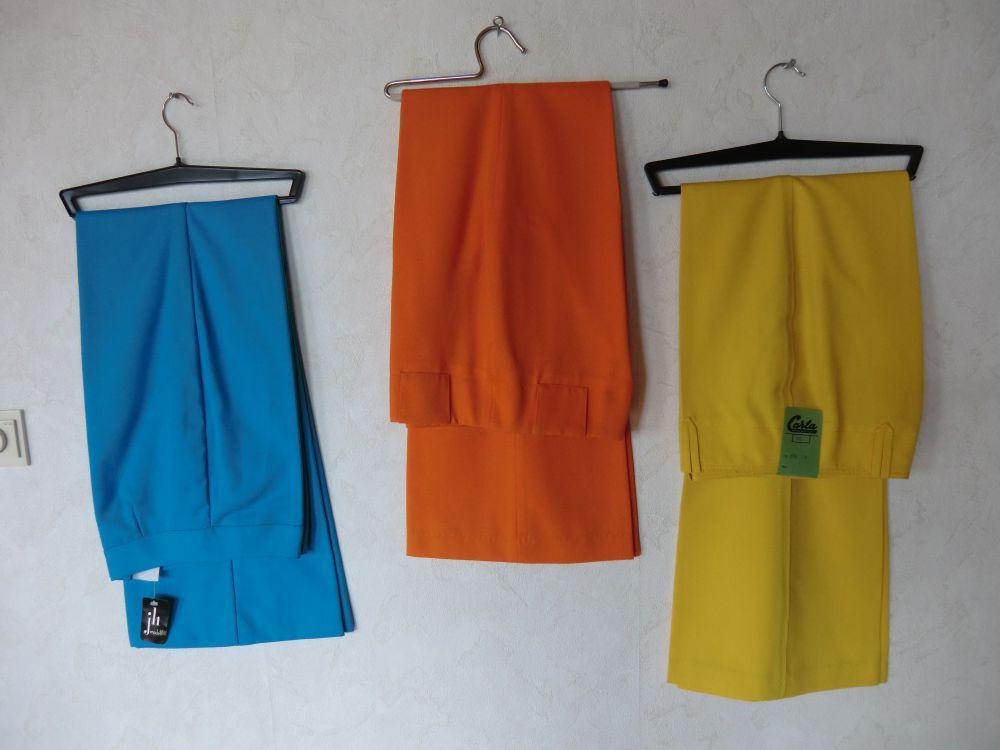 Kjolar o Byxor Nya från 80-90 Talet