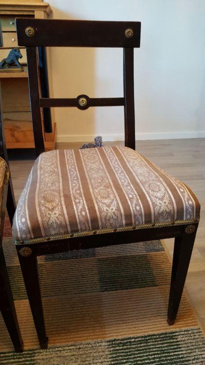 2st gamla stolar