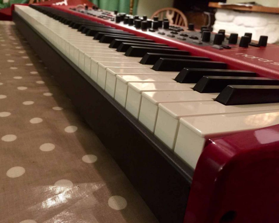 Clavia Nord Stage 2 EX HA 88 Keyboard