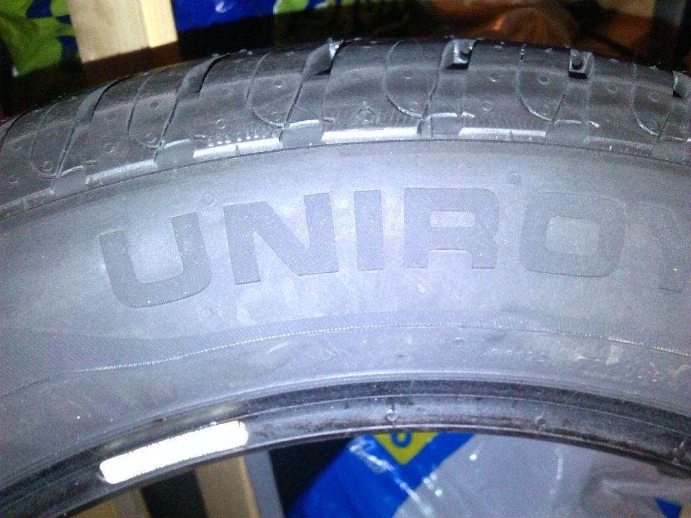 Nya däck