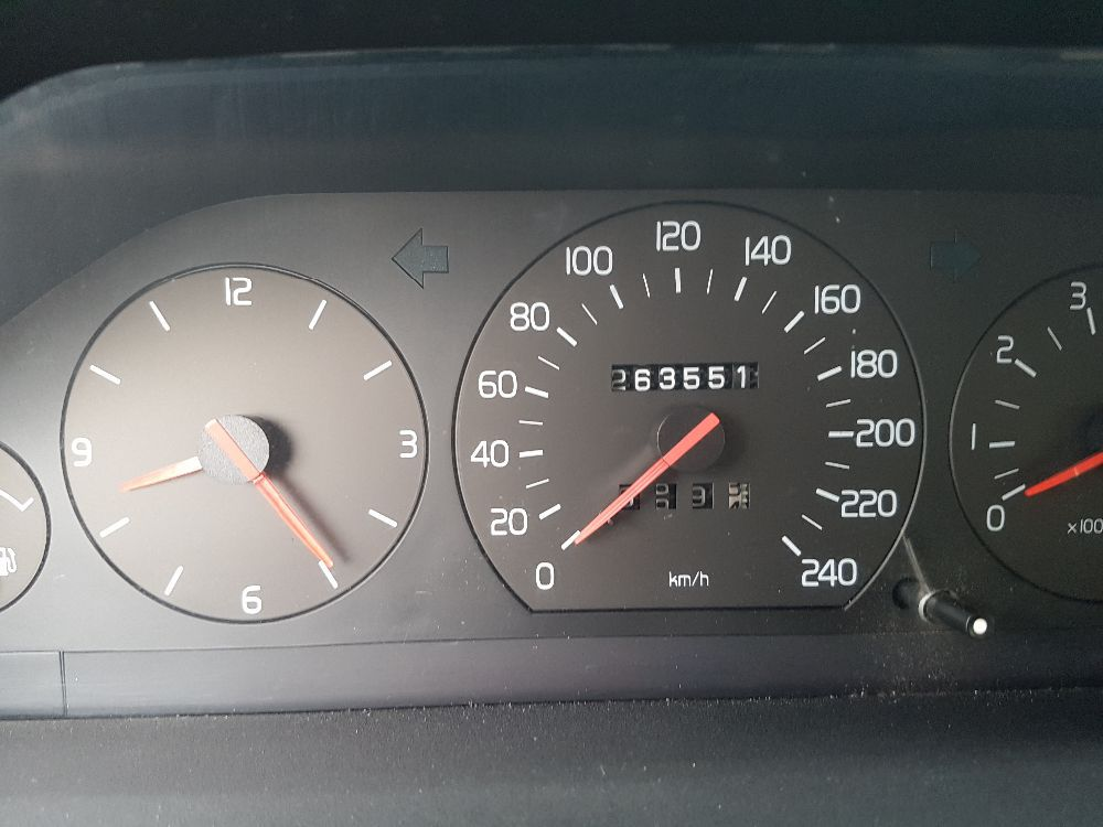 Volvo 740 (automat)-91