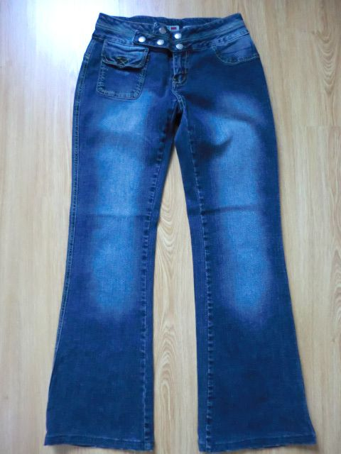 Tre par jeans