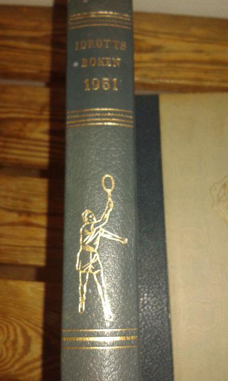 Idrotts boken