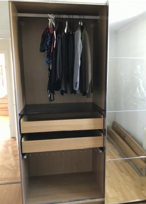 IKEA Pax garderob