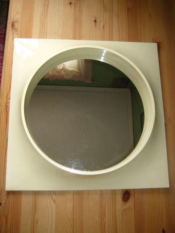 Mindre bord - Telefonbord - Prylhylla -  Retro spegel