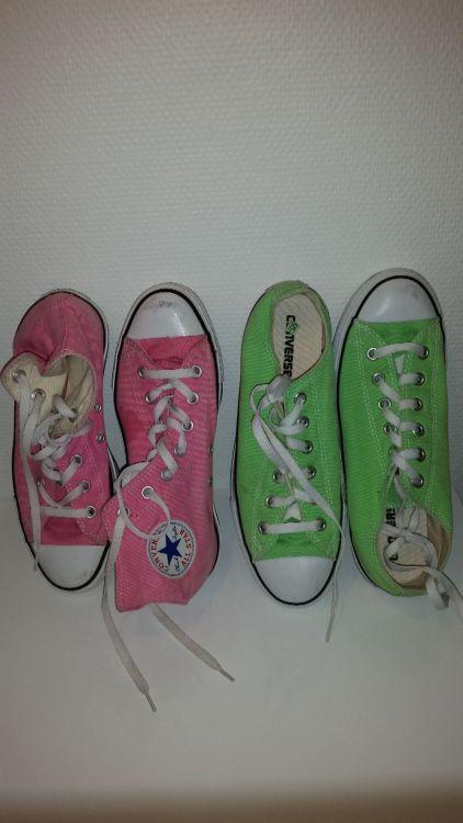 Fina märke skor