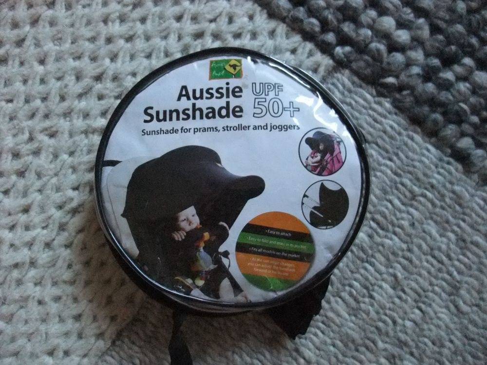 Solskyddsskärm Aussie Sunshade UPF 50+