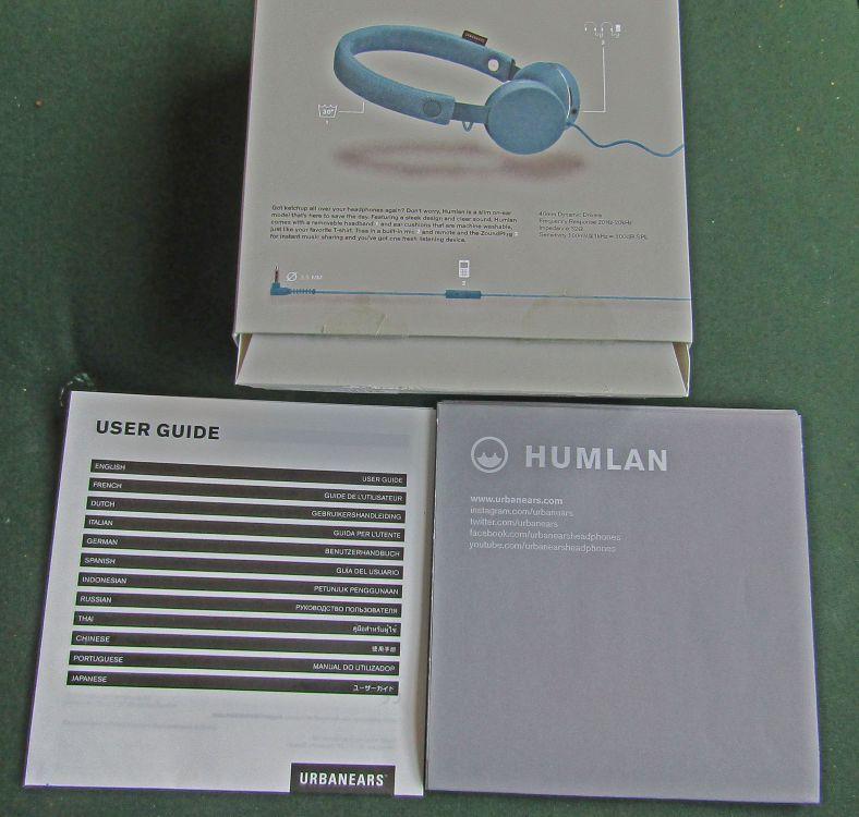 Headset / lurar UrbanEars