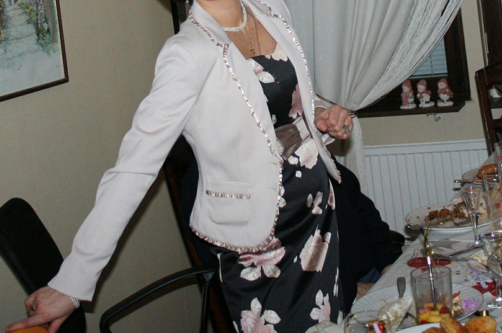 Kavaj + klänning