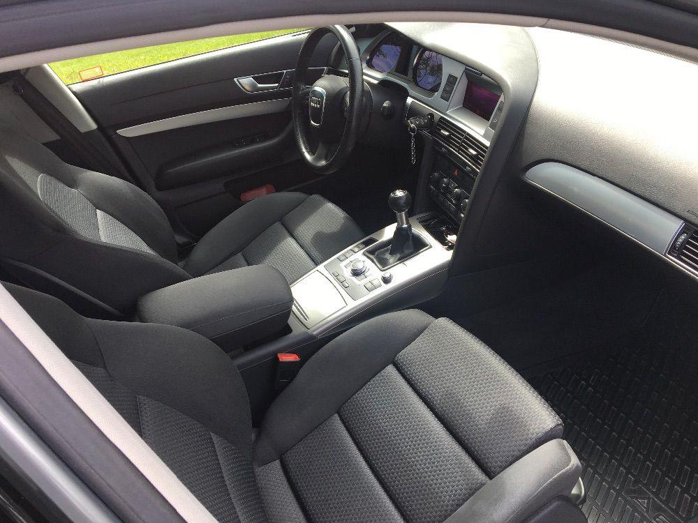 Audi a6 2,0 t i mkt bra skick kombi år 07